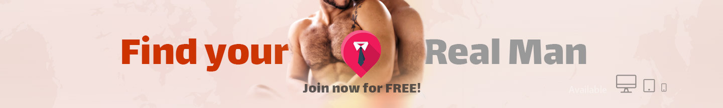 Gay Chat & Dating - RealMen